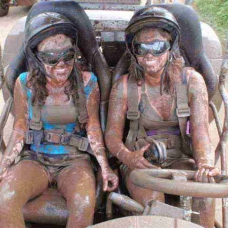 Buggy mud, sun and fun on tour