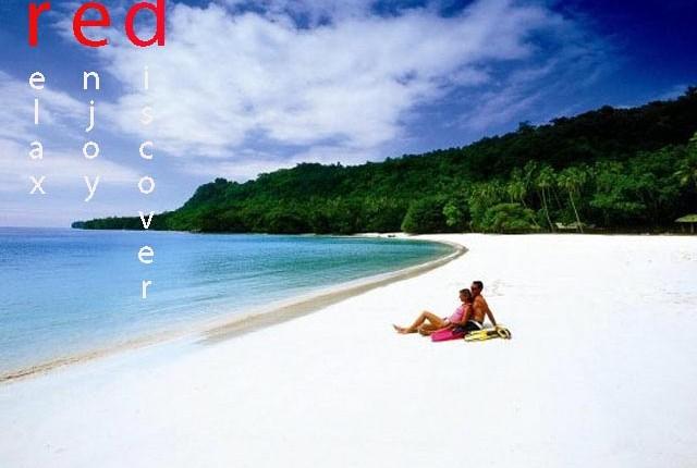 redvanuatu beach