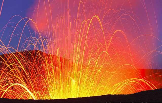 Tanna Volcano
