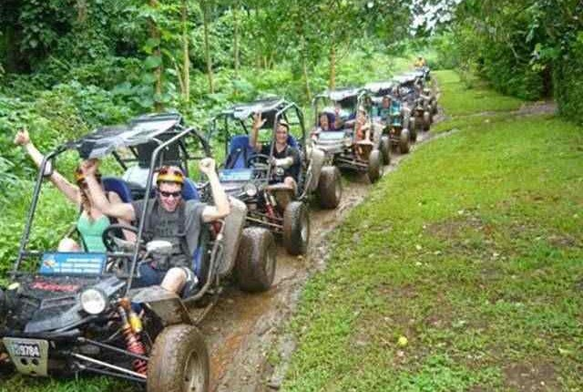 Buggy fun with Off Road Adventures