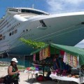 cruise ship visitors to Port Vila can enjoy a cultural tour