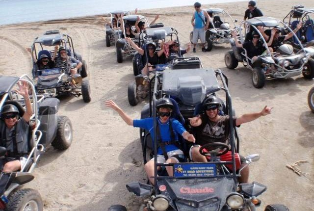 Buggy beach fun tour with off road Adventures