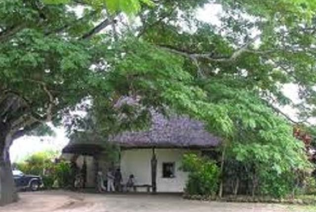 Port Vila tour visits Vanuatu cultural centre.