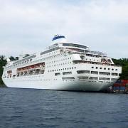Cruise Ship Visitors in Port Vila