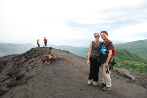 Day trip to Mt Yasur in Tanna, Vanuatu