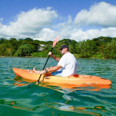Kayaking tour in Port Vila