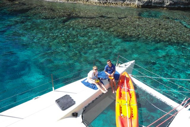 sailing tour Port Vila