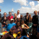 smiling divers in Vanautu