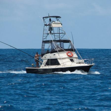 Vanuatu Game fishing