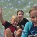 Vanuatu zorbing wet'n'wild water park adventure park