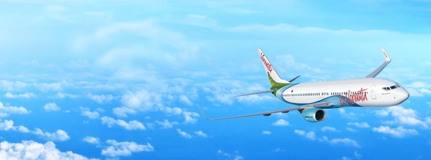 Flying Air Vanuatu