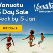 Holiday offers for Vanuatu