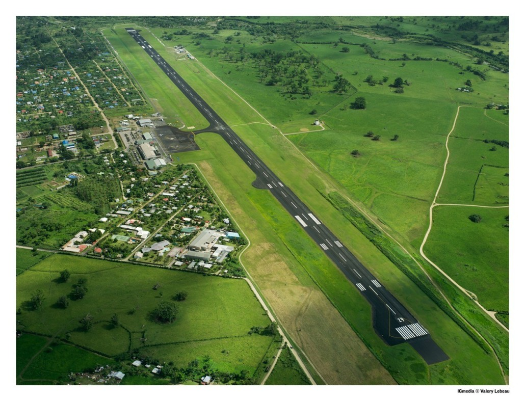runway repairs are complete