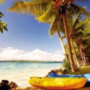 Beach in Vanuatu