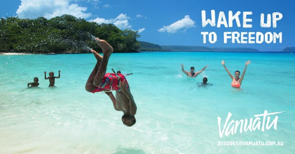 Amazing competition to win a holiday in Vanuatu