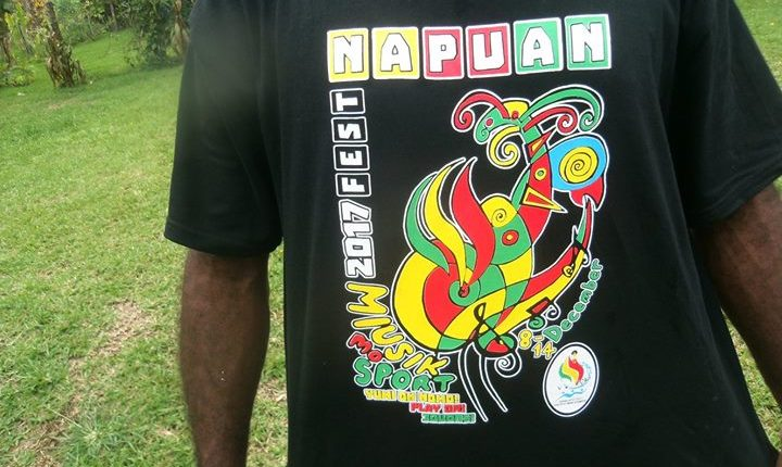 FestNapuan Shirt 2017
