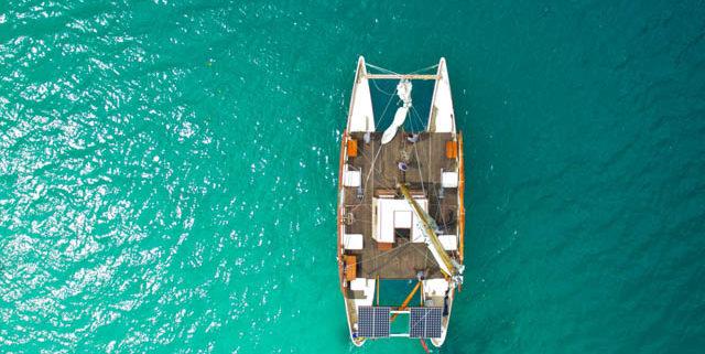 Okeanos sailing trips in Vanuatu