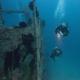 Wreck diving in Vanuatu